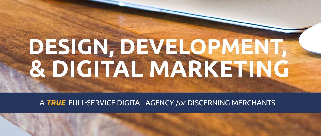 Full service digital marketing agency.
