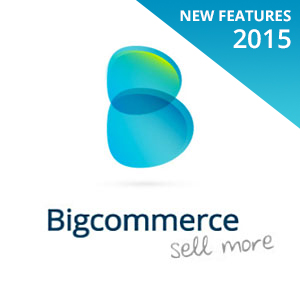 Bigcommerce new features
