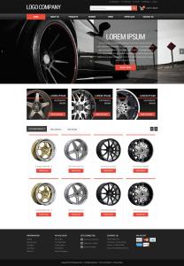 bigcommerce template designs