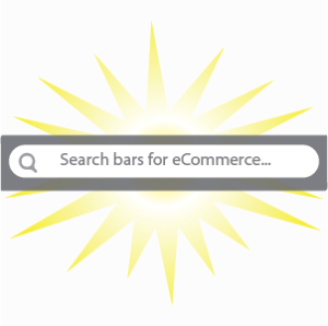 search bar ecommerce
