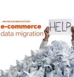 e-commerce data migration