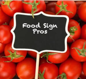 FoodSignPros