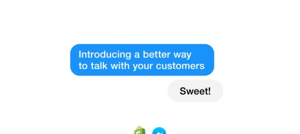 How Shopify's Facebook Messenger Chatbot Can Help Your eCommerce Business