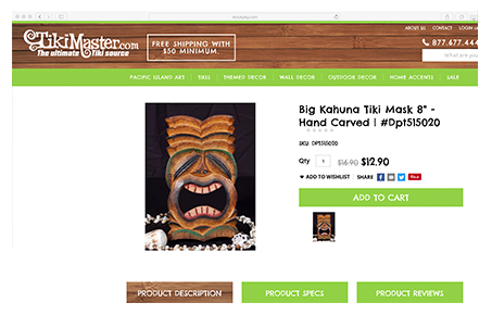 Custom Bigcommerce
