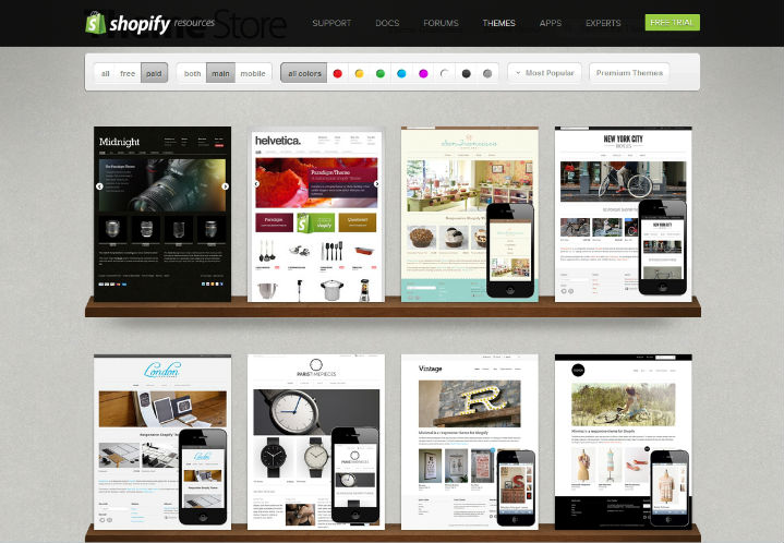 Have Your ECommerce Store Reflect Your Brand With Shopify Custom - Shopify store templates