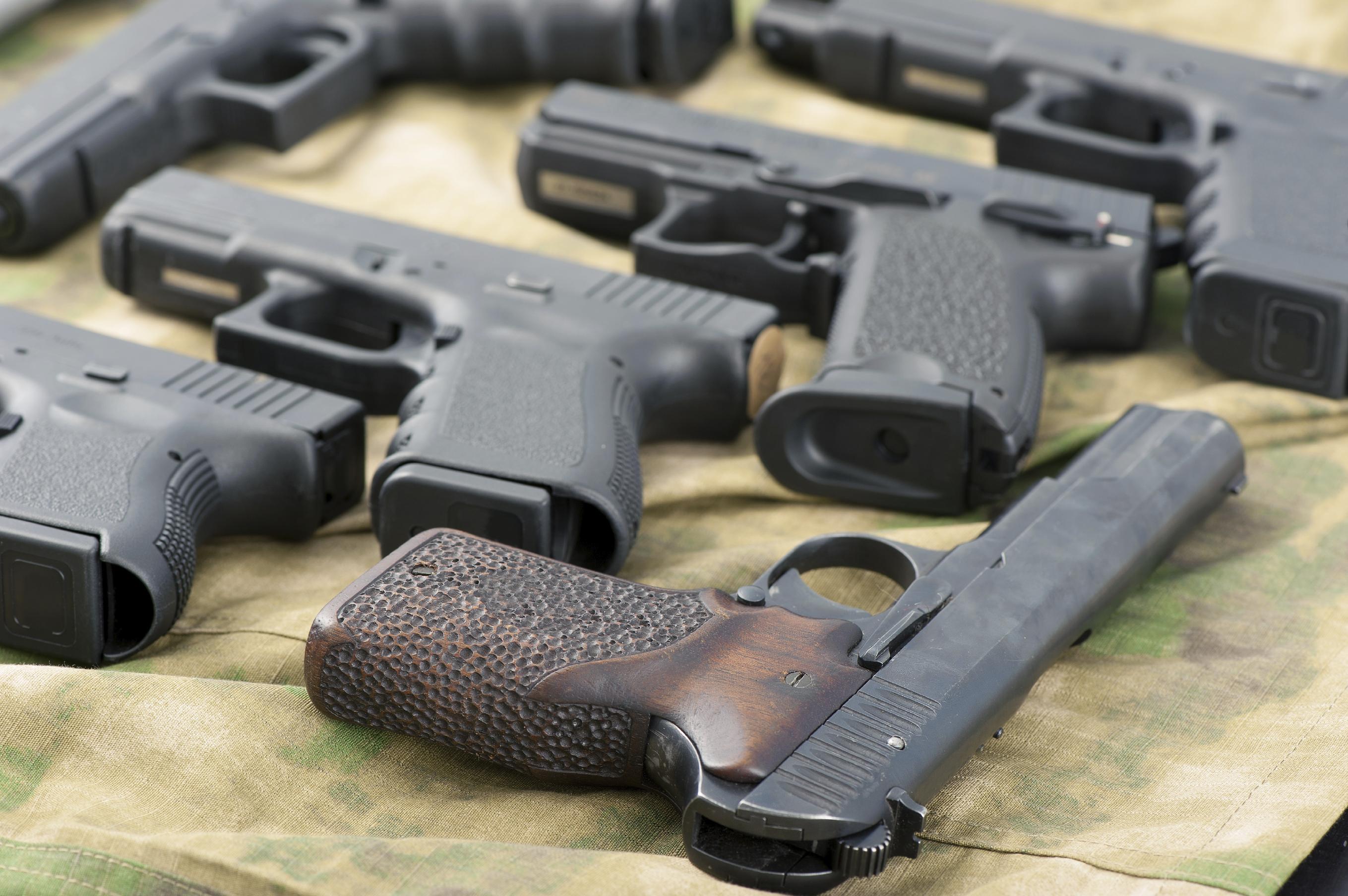 SEO for Gun dealer