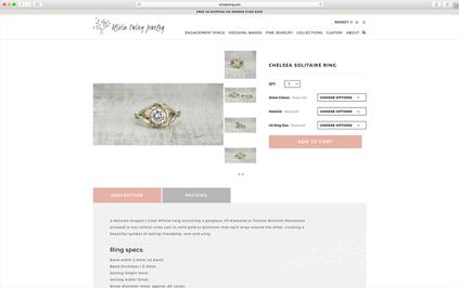 e-Commerce Theme Customization