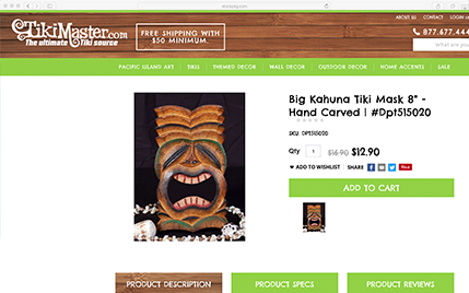 Custom Bigcommerce