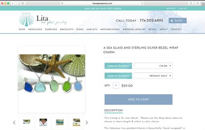Big Commerce Custom Design
