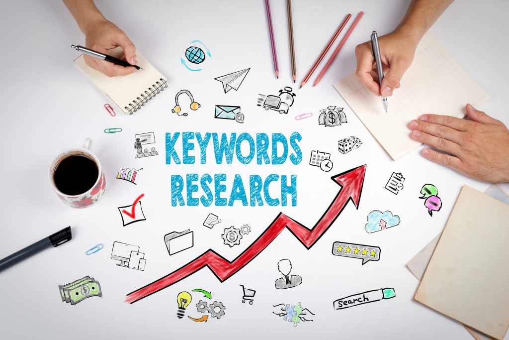 keyword research SEO keywords