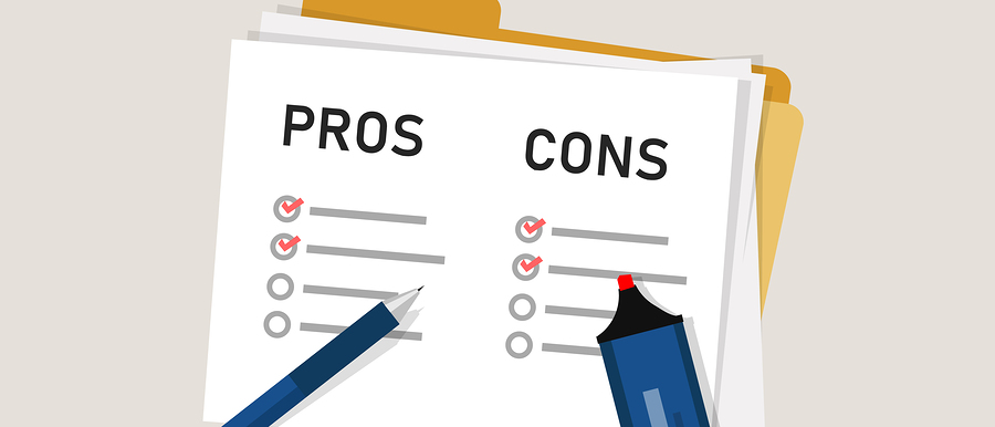 B2B eCommerce pros and cons
