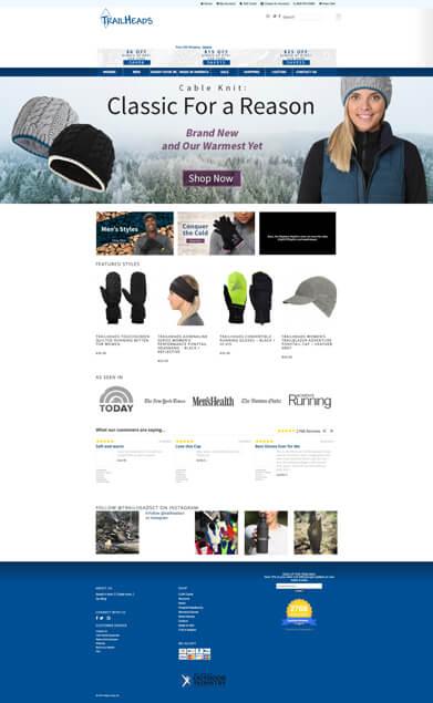 eCommerce Platform Redesign