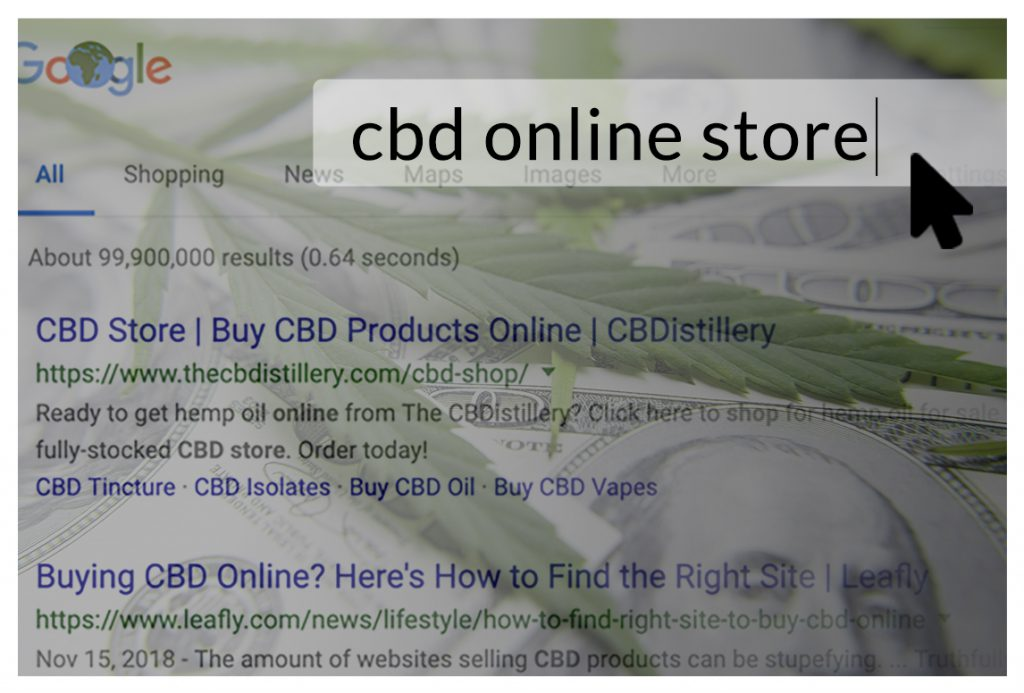 SEO for CBD