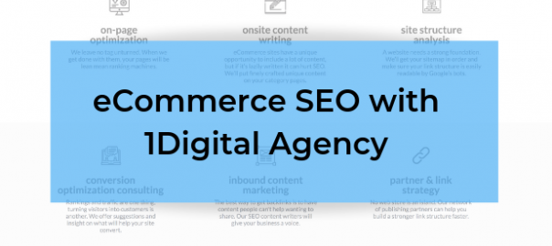 4 Things to Keep in Mind When Doing eCommerce SEO
