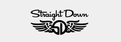 straightdown