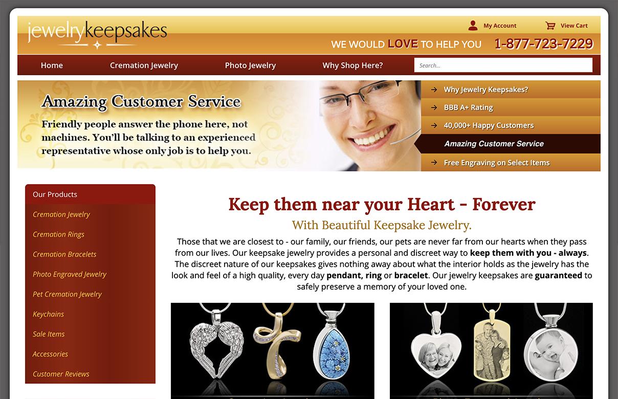 jewelry keepsakes