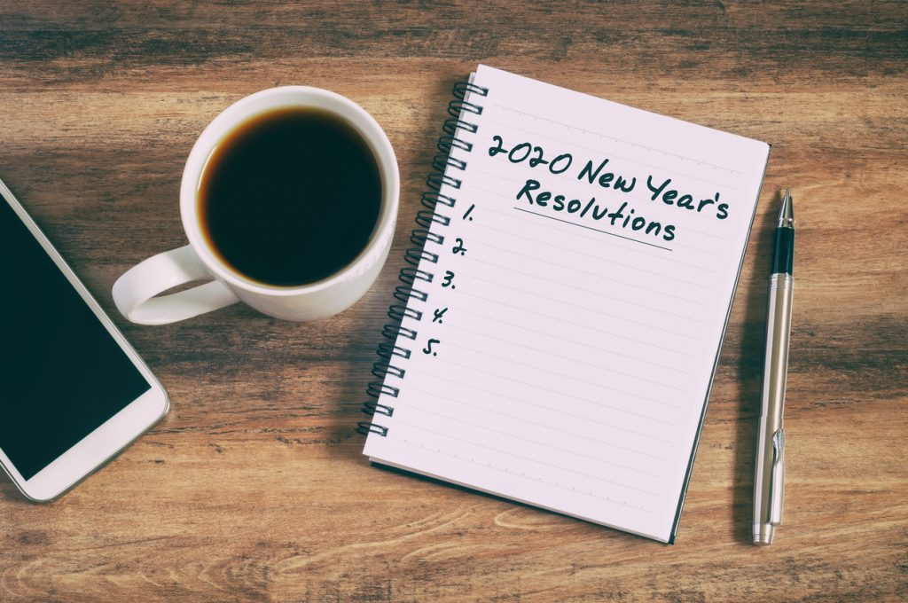 new year's resolutions 2020 ecommerce business