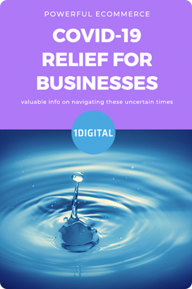 1Digital offers relief and responds to COVID-19