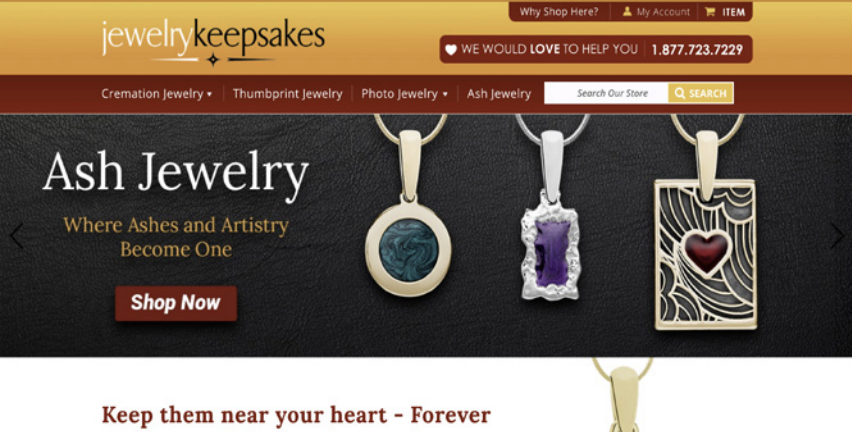 Jewelry Keepsakes: Working Together Smoothly