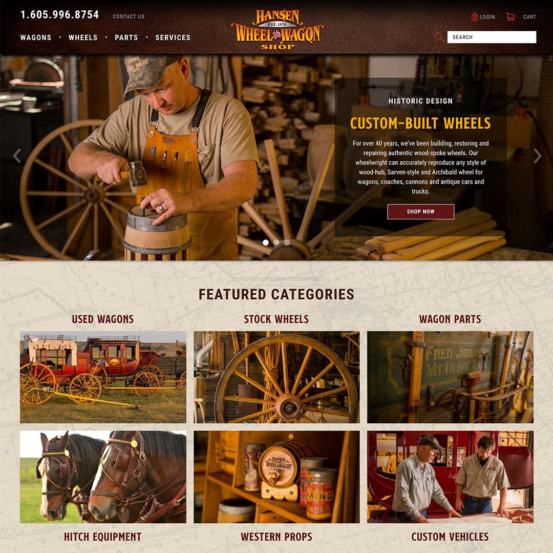 Hansen Wheel and Wagon Shop